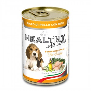 Healthy All Days 400g. Puppy kurczak i ryż